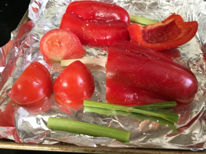 01-Roast veggies