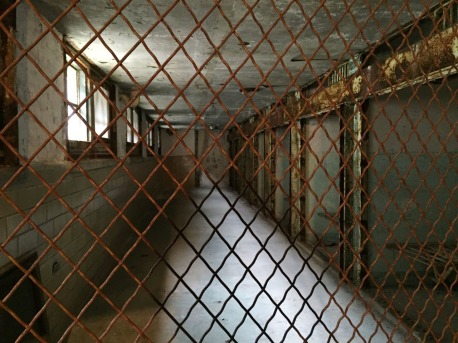 Where they kept dangerous inmates