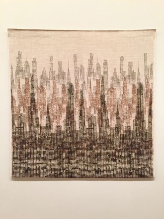 Skyline by Henry Kluck and Eleanor McMaster Kluck